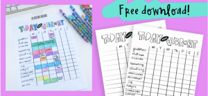 Best free planners for bloggers in 2018