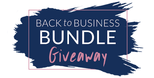 back to business bundle giveaway kate doster inbox besties