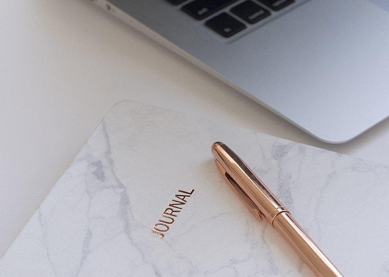 profitable quarter 4 inbox besties mindset journal