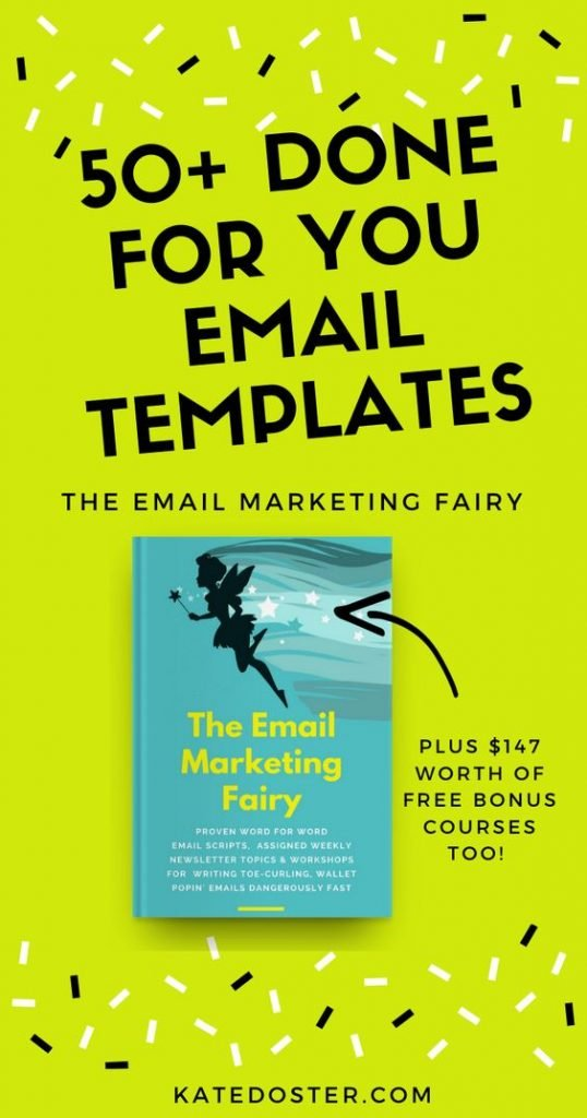 The email marketing fairy