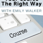Ready to start structuring a course but not sure where to start? Here is what you need to start structuring your course the right way. In this week's episode of Inbox Besties I sit down with Emily Walker and we go over everything you need to know about structuring your course. If you are ready to create a course but your not quite sure what should be in it don't worry todays episode will take care of all of that. #inboxbesties #emailmarketing #2021